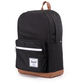 Herschel Pop Quiz Backpack Unisex, black/tan